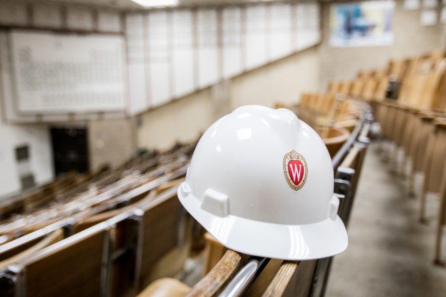 Chemistry construction hat