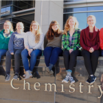 Chemistry graduate students on the climate survey team